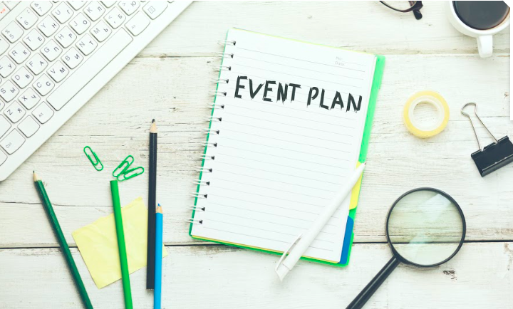 Virtual Assistant for Event planning