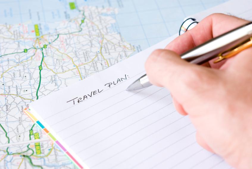 VA for travel planning