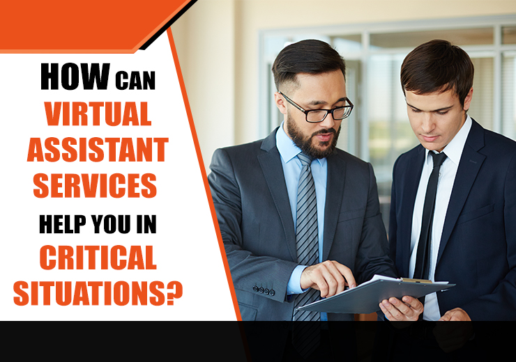 How Can Virtual Assistant Service Help You in Critical Situations?