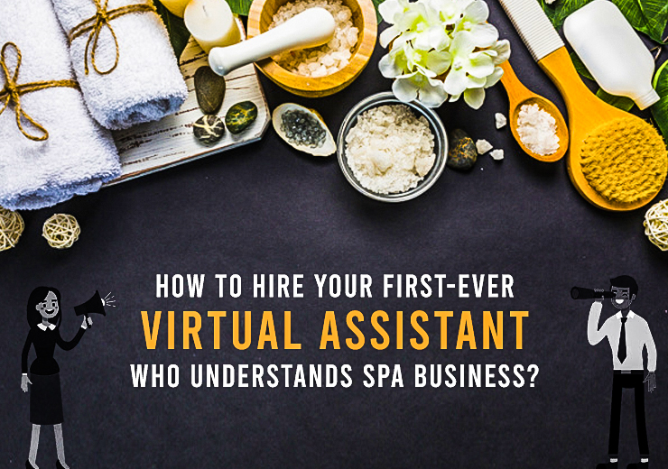Virtual Assistant for Spa Business