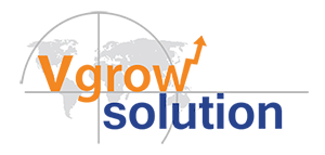 Vgrow Solution Logo